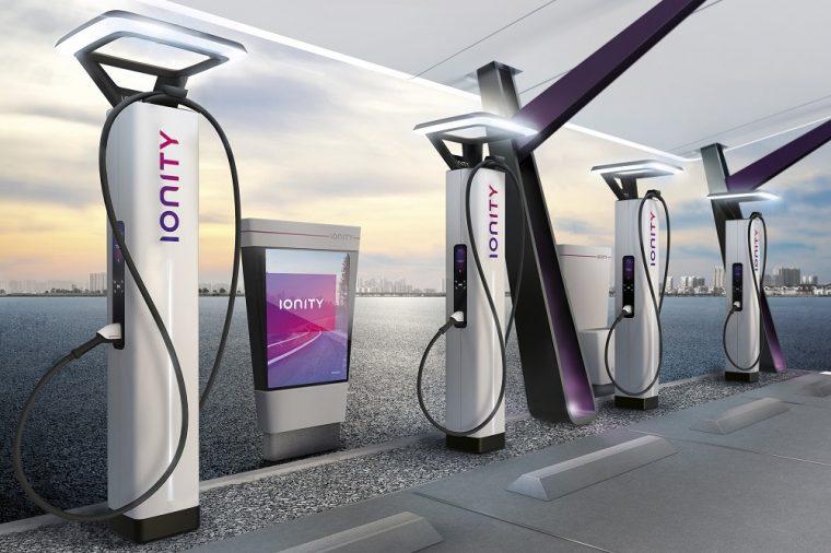 Elektromobilių krovimo stotelės